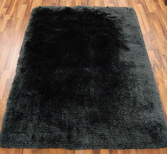 Tapis salon confort extrême SPLASH Noir
