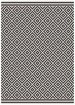 Tapis Intérieur Extérieur LOBBY Diamond Mono
