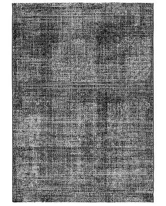 Tapis de salon Design polyester SOLAR Grey 006