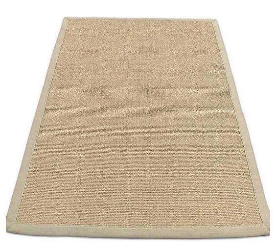 Tapis Sisal Moderne LINDO Beige Linen