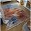 Thumbnail: Tapis de salon moderne tissé plat WEKO