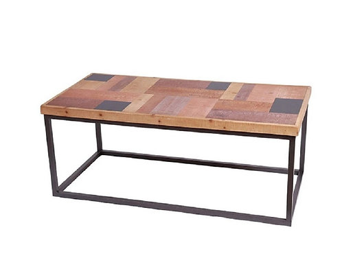 Table basse en bois de sapin YUKATA