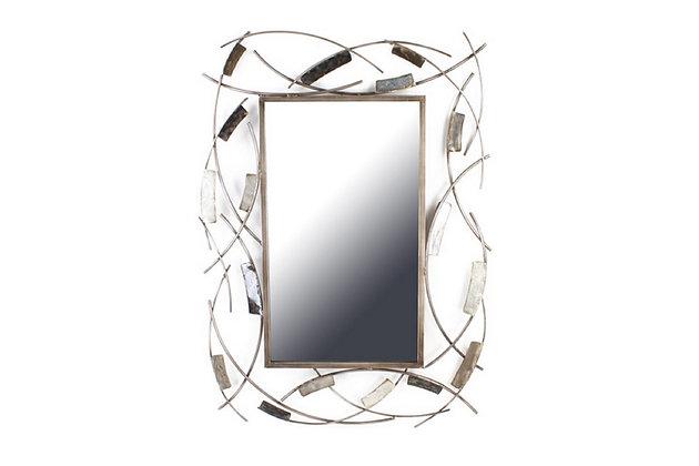 Miroir Design Rectangle - Collection DEL ARTE