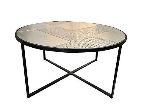 Table basse ronde design LITE