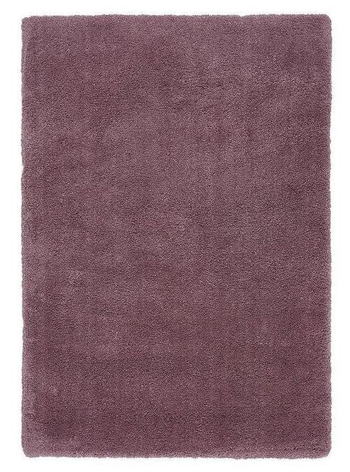Tapis de Salon Design Polyester Uni TITO Lavande