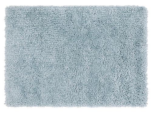 Tapis Salon Moderne HELIS Bleu Ciel