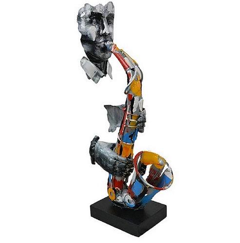 Statuette Saxo Design