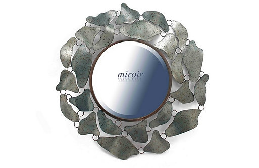 Miroir Rond Design 78 cm - Collection DEL ARTE