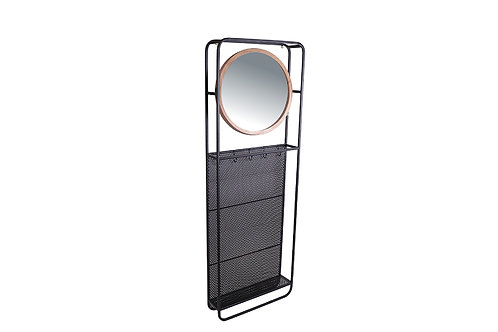 Meuble vestiaire avec miroir WALTZ