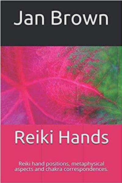 Reiki hands by Jan Brown