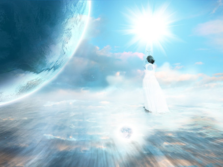 Light workers and awakened souls.