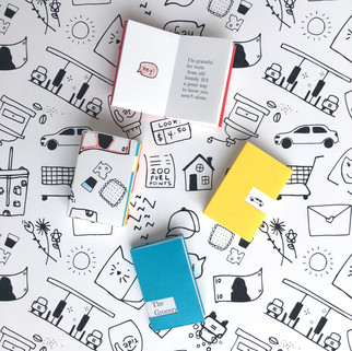 Lil Things Mini-books