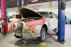 1963 Jaguar MK2 Saloon