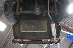 1962 MG Midget Underside (4)