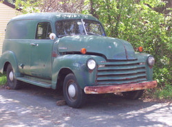 1952 Panel Truck
