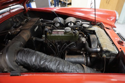 1962 MG Midget Engine (2)