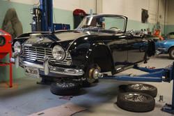 '63 Triumph TR4