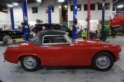 1962 MG Midget Interior-Exterior (28)
