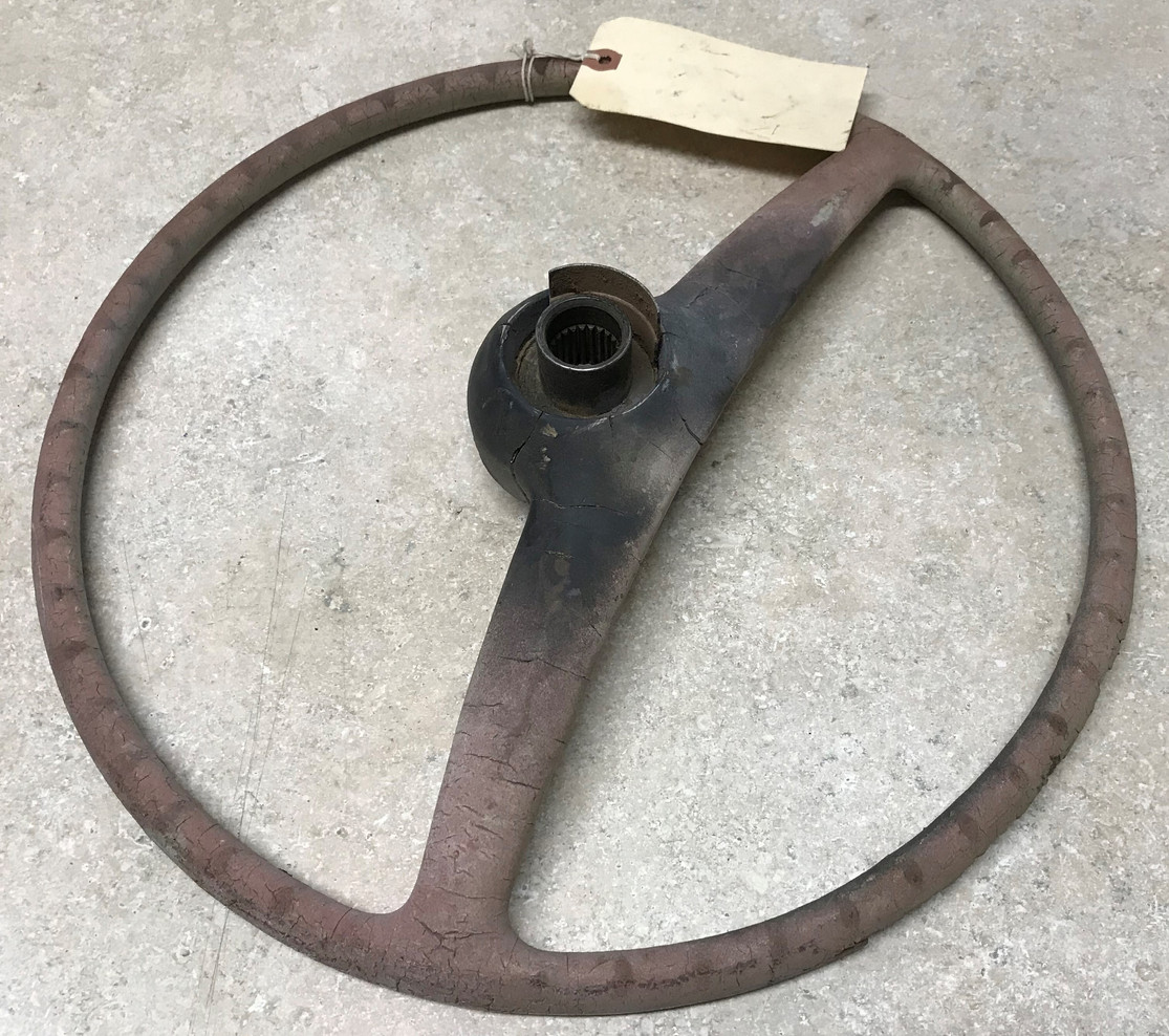 '57 VW Steering Wheel