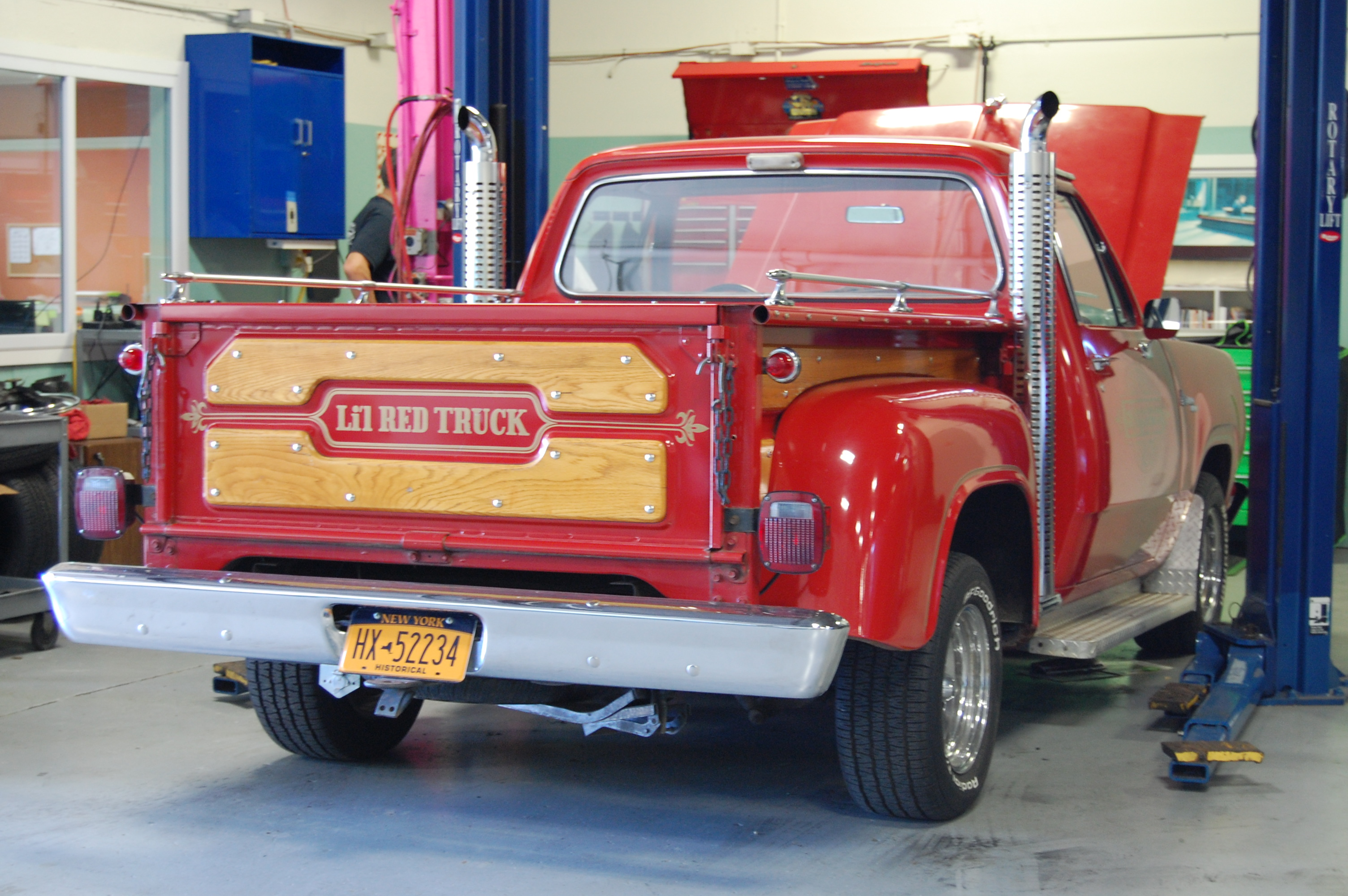1979 Dodge 'Lil Red Express' PickUp