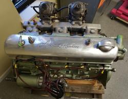 Austin Healey Engine
