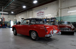 1962 MG Midget Interior-Exterior (25)