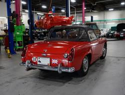 1962 MG Midget Interior-Exterior (27)