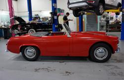 1962 MG Midget Interior-Exterior (4)