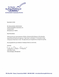 The Shorline Soup Kitchens & Pantries Thank you letter.jpg