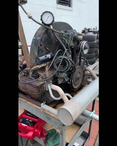 36 HP VW Engine