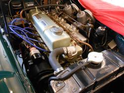 Austin Healey 3000 Engine