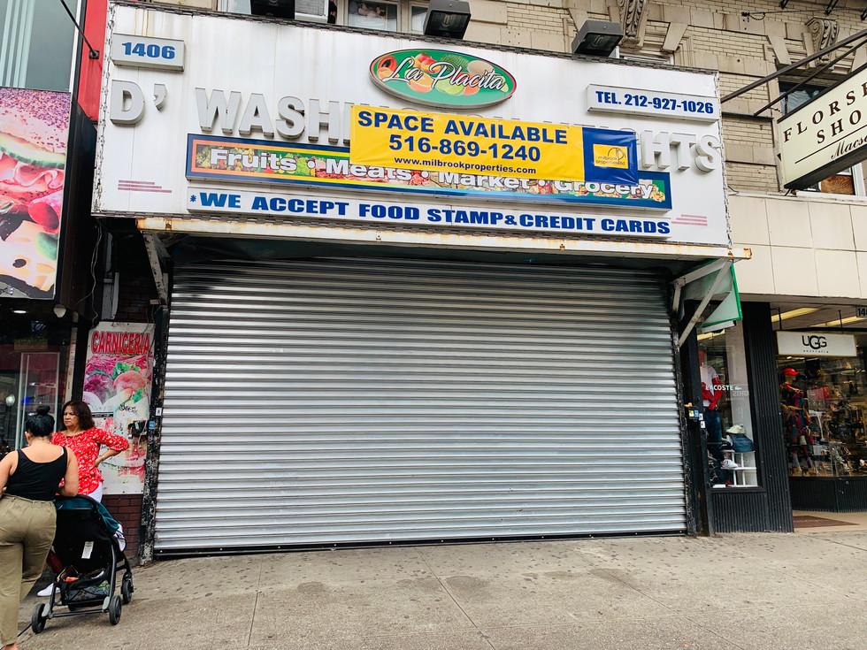 1406 Saint Nicholas Ave New York, NY 100