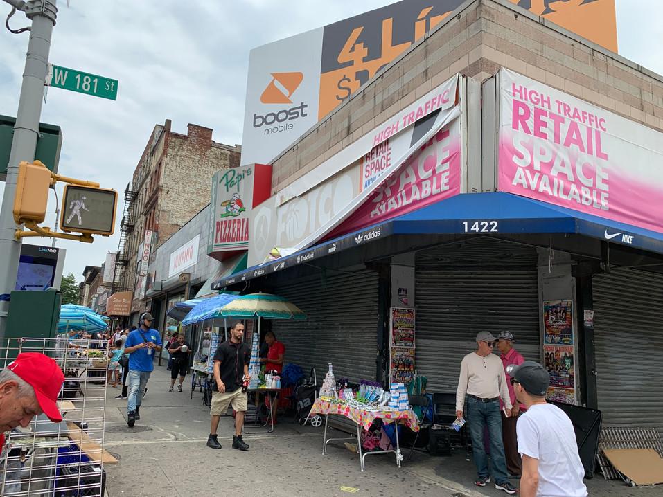 1422 Saint Nicholas Ave New York NY 1003