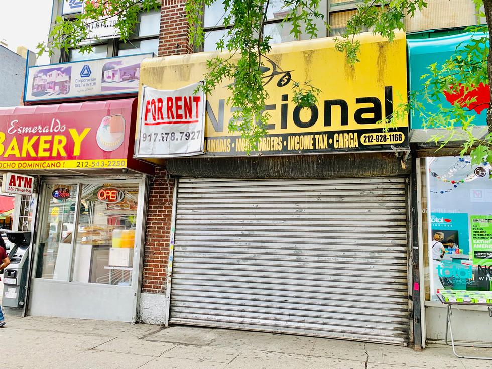 540 West 181st Street New York, NY 10033