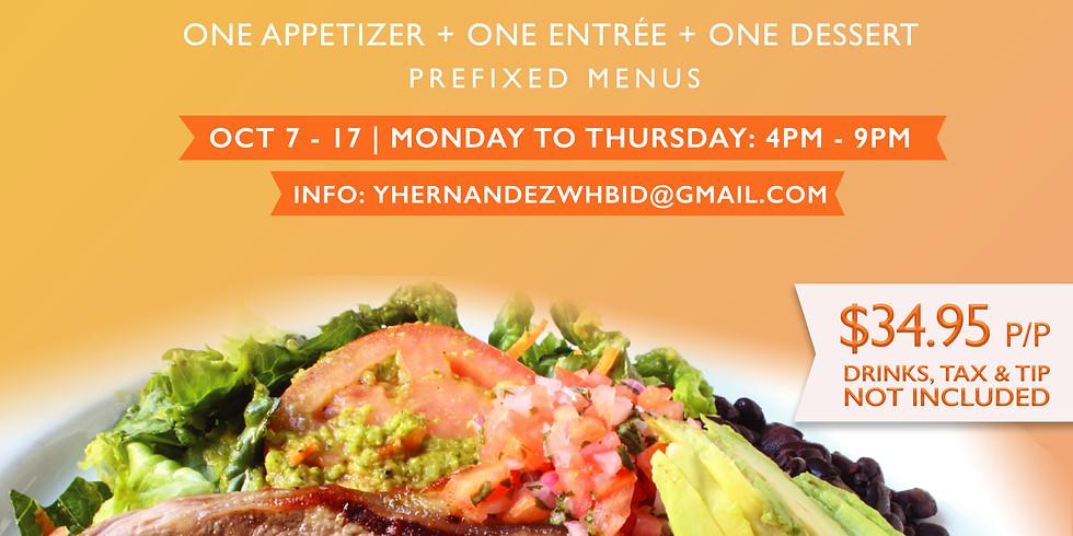 Uptown Restaurant Week