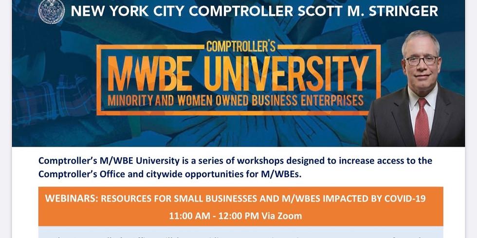 New York City Comptroller Scott M. Stringer