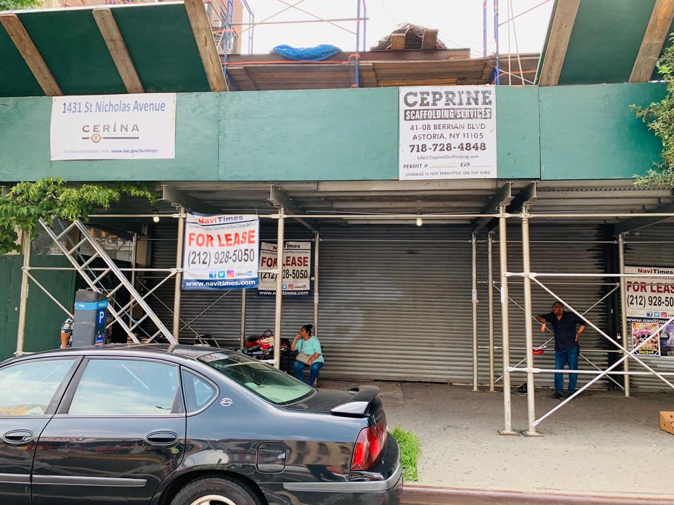 1431 Saint Nicholas Ave New York, NY 100