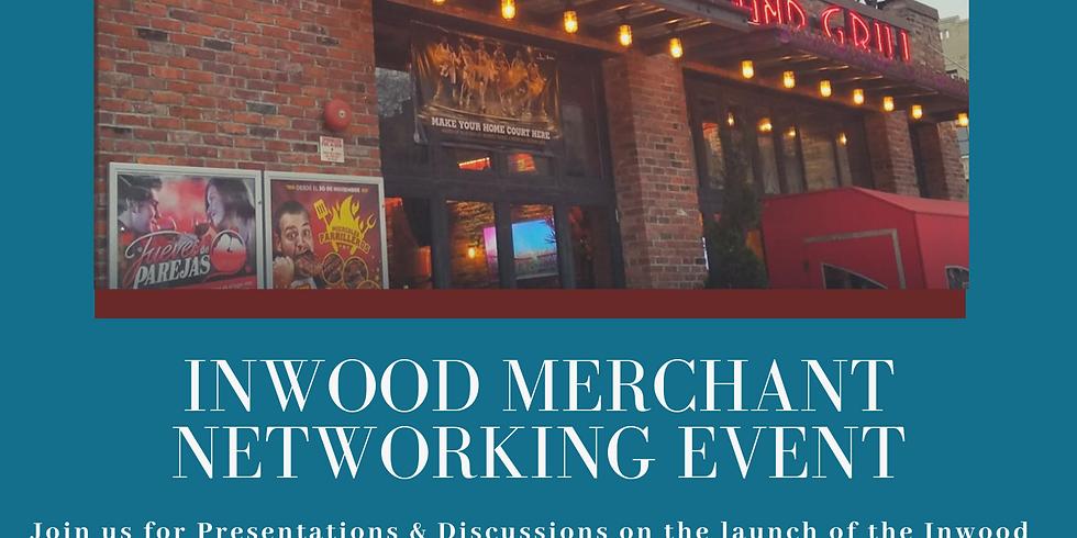 Inwood Merchant Association Networking Event