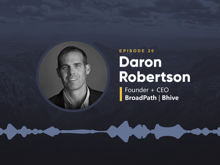 Brand•muse Podcast: Daron Robertson Interview