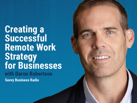 Creating a Successful Remote Work Strategy for Businesses
