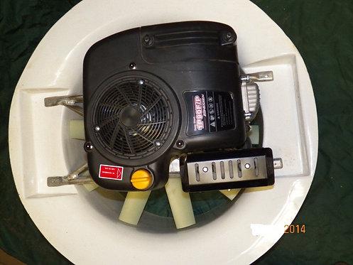 Нагнетательная установка с мотором 12 л.с.