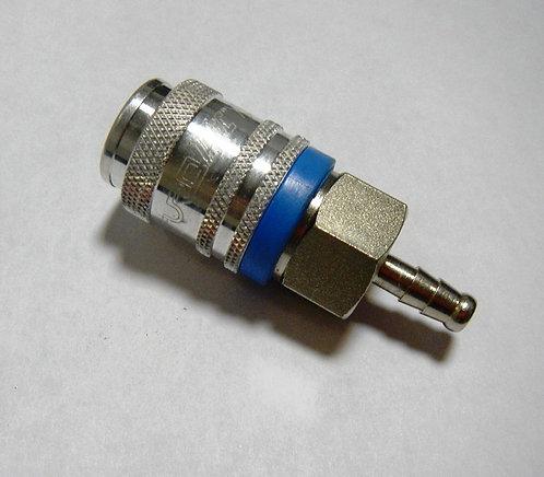 коннектор к на шланг к двигателю 6мм