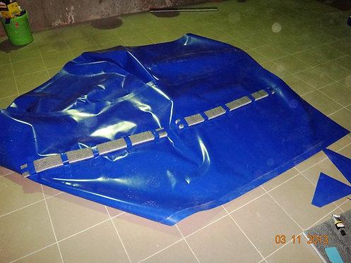 Юбка на Ротан 380  ткань Sioen (бельгия)