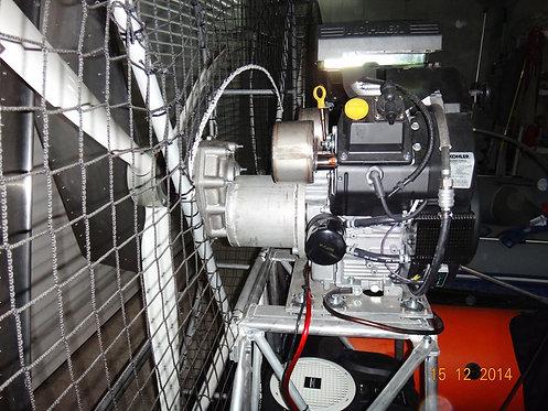 Силовая установка ходовая 35 л.с. B&S Vanguard