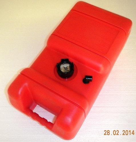 Бензобак 22.7 литра с указателем уровня топлива