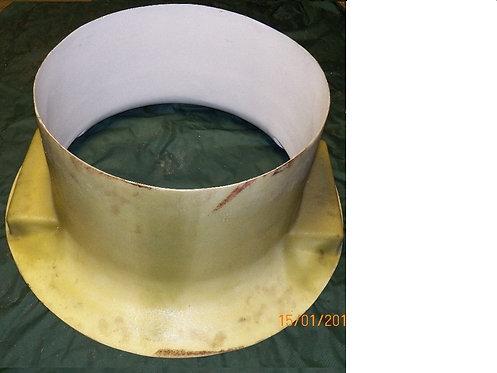 Кольцо аэродинамическое с полками  ф640мм