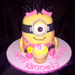 Birthday Minion