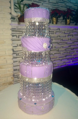 Blinged Out Custom Cakes