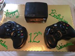 XBOX light up cake