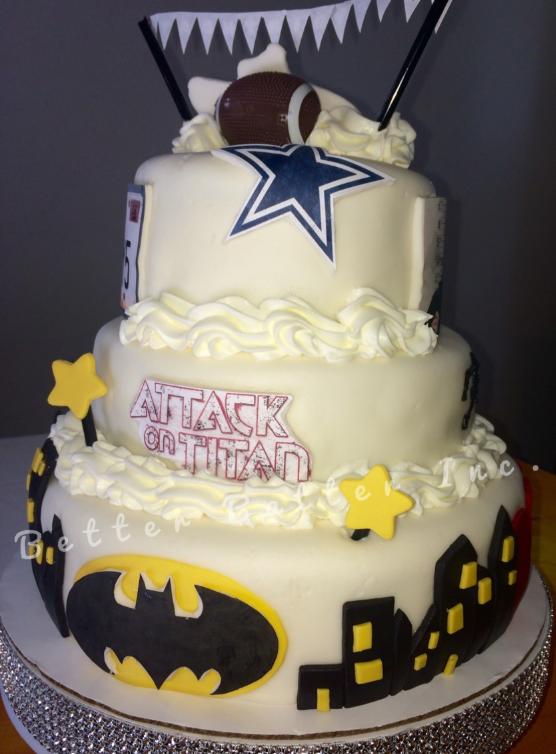 Fandom Cakes